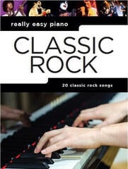 Music Sales Really Easy Piano: Classic Rock