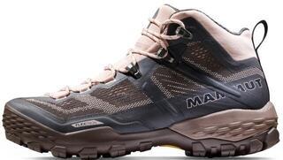 Mammut Ducan Mid GTX Women Dark Titanium/Evening Sand UK 4,5