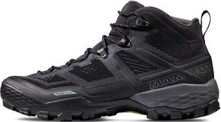 Mammut Ducan Mid GTX Black/Dark Titanium UK 8,5