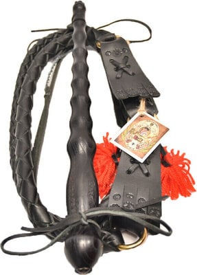 Brxa Shepherd's Whip Medium Black