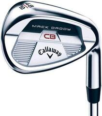 Callaway Mack Daddy CB Wedge Steel Left Hand 60-12