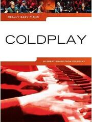 Music Sales Really Easy Piano: Coldplay