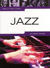 Music Sales Really Easy Piano: Jazz