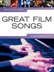 Music Sales Really Easy Piano: Great Film Songs