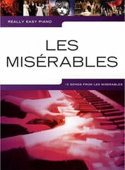 Music Sales Really Easy Piano: Les Miserables