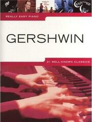 Music Sales Really Easy Piano: Gershwin