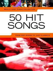 Hal Leonard Really Easy Piano Collection: 50 Hit Songs