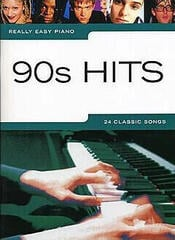 Music Sales Really Easy Piano: 90s Hits