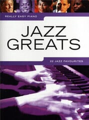 Music Sales Really Easy Piano: Jazz Greats - 22 Jazz Favourites
