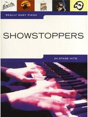 Music Sales Really Easy Piano: Showstoppers