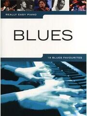 Music Sales Really Easy Piano: Blues