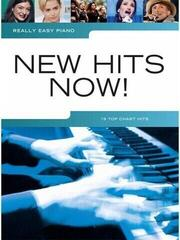 Music Sales Really Easy Piano: New Hits Now! Music Book