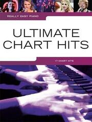 Music Sales Really Easy Piano: Ultimate Chart Hits