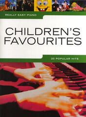 Music Sales Really Easy Piano: Children s Favourites