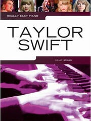 Music Sales Really Easy Piano: Taylor Swift