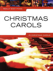 Music Sales Really Easy Piano: Christmas Carols