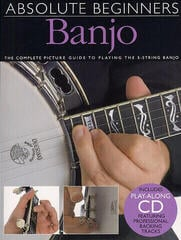 Music Sales Absolute Beginners: Banjo