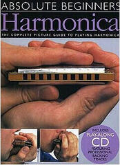 Music Sales Absolute Beginners: Harmonica