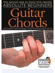 Music Sales Absolute Beginners: Guitar Chords Kotta