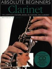 Music Sales Absolute Beginners: Clarinet Nuty