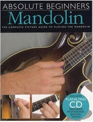 Music Sales Absolute Beginners: Mandolin Music Book