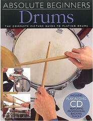 Music Sales Absolute Beginners: Drums