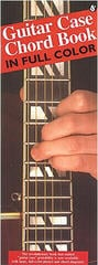 Music Sales Guitar Case Chord Book In Full Colour