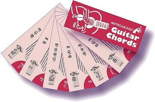 Music Sales Notecracker: Guitar Chords Music Book