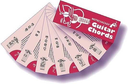 Music Sales Notecracker: Guitar Chords