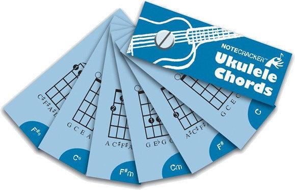 Music Sales Notecrackers: Ukulele Chords