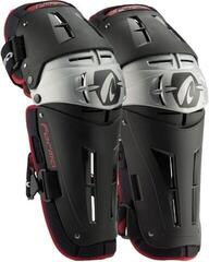 Forma Boots Tri-Flex Knee Guard Black/Silver/Red