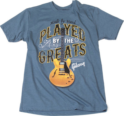 Gibson Played By The Greats T Indigo L