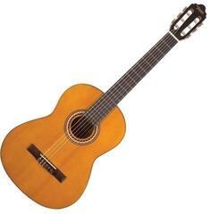 Valencia 3/4 Hybrid Neck Classical Guitar Vintage Natural Left-Handed