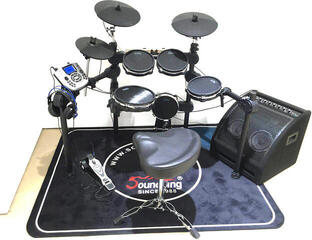 Soundking Drum Carpet