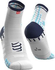 Compressport Pro Racing Socks v3.0 Run High Blue-White/High