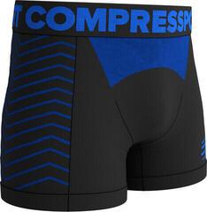 Compressport Seamless Boxer M Schwarz