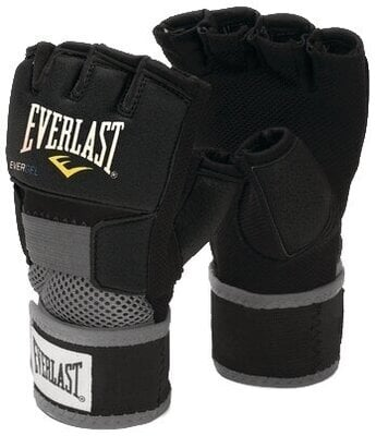 Everlast Evergel Handwraps Black M