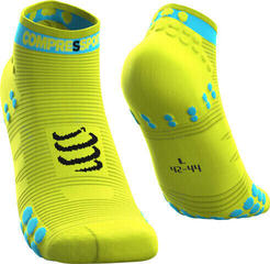 Compressport Pro Racing Socks v3.0 Run High Fluo Yellow/Low