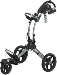 Rovic RV1S Silver/Black Golf Trolley