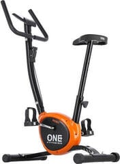 One Fitness RW3011 Exercise Bike Black/Orange