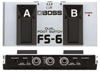 Boss FS6 Footswitch