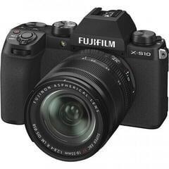 Fujifilm X-S10 + Fujinon XF Fekete