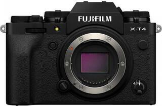 Fujifilm X-T4 Fekete