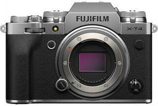 Fujifilm X-T4 Šedá