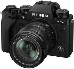 Fujifilm X-T4 + Fujinon XF18-55mm Black