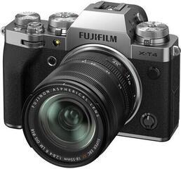 Fujifilm X-T4 + Fujinon XF18-55mm Silver