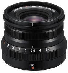 Fujifilm XF16mm F2,8R WR Black