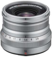 Fujifilm XF16mm F2,8R WR Silver