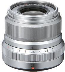 Fujifilm XF23mm F2 R WR Silver
