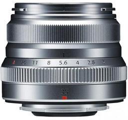 Fujifilm XF35mm F2 R WR Silver